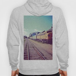 On the Railroad Hoody