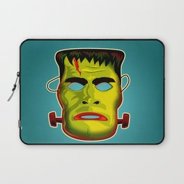Frankenstein Monster Mask Laptop Sleeve