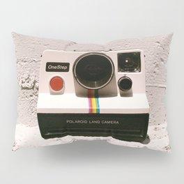 OneStep Land Camera, 1977 Pillow Sham