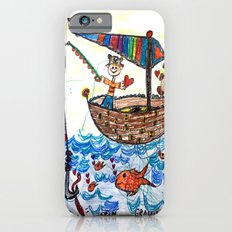 :: Row, Row, Row Your Boat :: Slim Case iPhone 6s