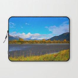 Fall at Portage Creek Laptop Sleeve