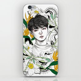 BTS Jungkook iPhone Skin