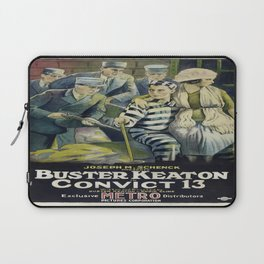 Vintage poster - Convict 13 Laptop Sleeve