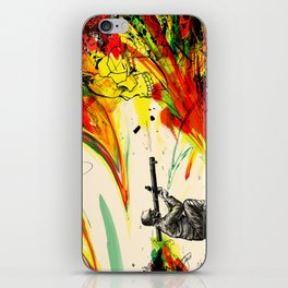 Bazooka Overload iPhone Skin