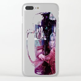Where Nobody Knows Your Name Clear iPhone Case