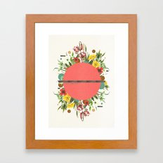 Organic Beauty_1 Framed Art Print