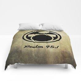 Worship Drummer Comforters