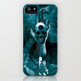 """The Death of Life"" Dark Surrealistic Art iPhone Case"