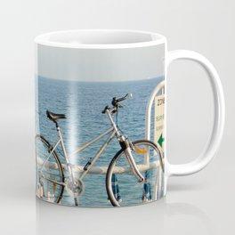 Bikes in Nice Coffee Mug