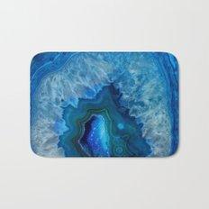 Blue Agate Bath Mat