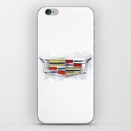 Cadillac #1 iPhone Skin