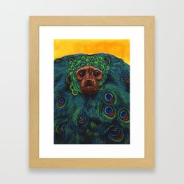 Everlasting Charater Framed Art Print