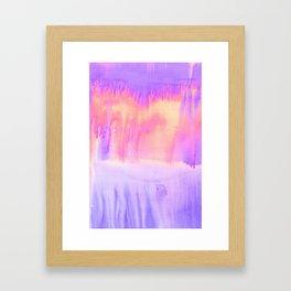 My Little Pony pink Framed Art Print