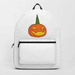 Pumpkin Unicorn Halloween Kids scary disguise gift idea kids Backpack