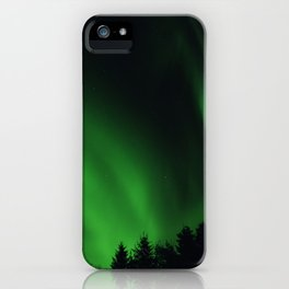 The Northern Lights 05 iPhone Case