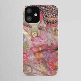 Dancing Girl iPhone Case