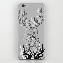 Doe Deer iPhone Skin