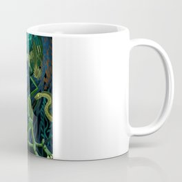 Spying on the Ama Diver Coffee Mug