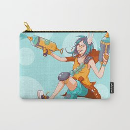 Lemonade Warrior Carry-All Pouch