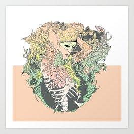 I N K : II Art Print
