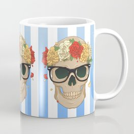 New Age Memento Mori Coffee Mug