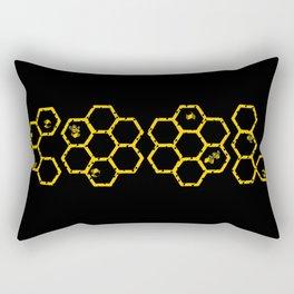 Bee Cool Rectangular Pillow