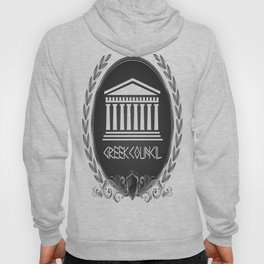 GREEK LUXORY COUNCIL Hoody