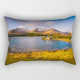 THE OTHER SIDE - Ireland  (RR76) Rectangular Pillow