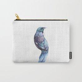 Tui Bird Carry-All Pouch