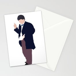 Second Doctor: Patrick Troughton Stationery Cards