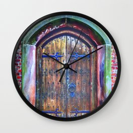 What's Inside? Wall Clock