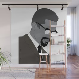 Malcolm X. By Any Means. Poster. Print. Case Wall Mural