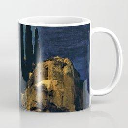 Island Of The Dead - Arnold Bocklin Coffee Mug