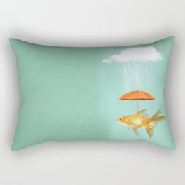 Fish Cover II Rectangular Pillow