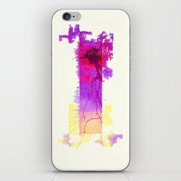 Fractula iPhone Skin