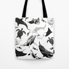 Friends from the Sea Tote Bag
