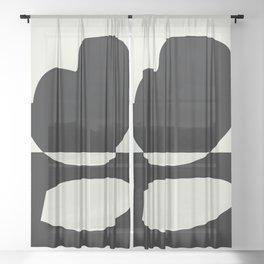 // Reverse 01 Sheer Curtain