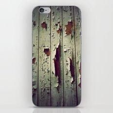 Crackle  iPhone & iPod Skin