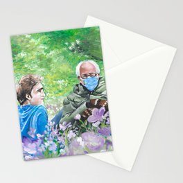 The Mittens Stationery Cards
