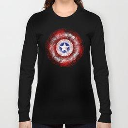 Avengers - Captain America Long Sleeve T-shirt