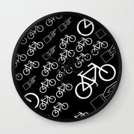 """""""Ride or Die V2"""" Wall Clock"""