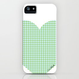I love you this much... (blue) iPhone Case