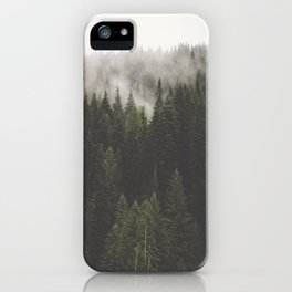 Clearwater Ridge iPhone Case