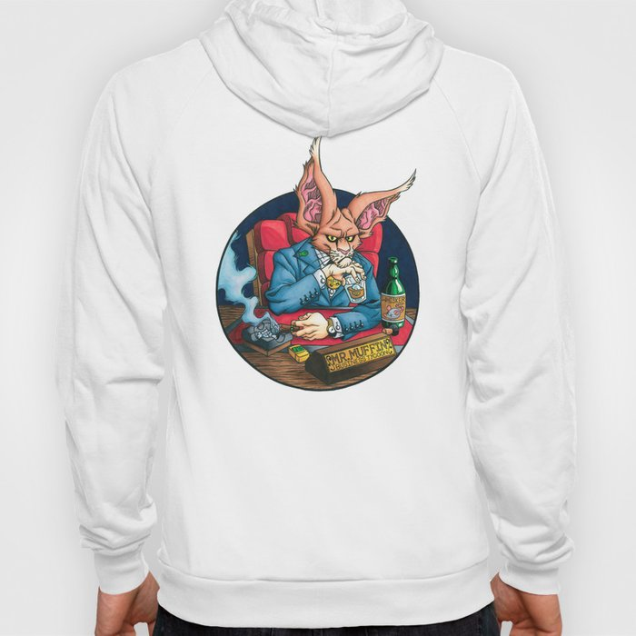 Mr. Muffin: Business Tycoon Hoody