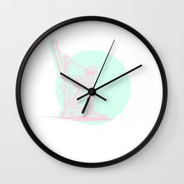 Heirs Wall Clock