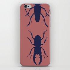 Beetle Grid V4 iPhone & iPod Skin