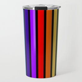 The Bold Rainbow Travel Mug