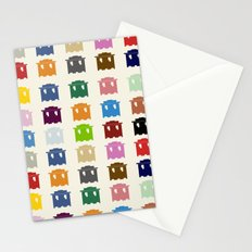 Ghosts Spots Stationery Cards