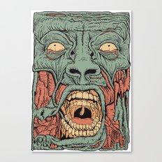 face2 Canvas Print