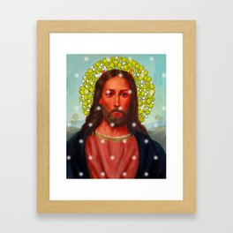 DJesus Framed Art Print